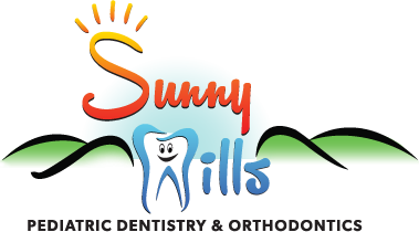 Logo for pediatric dentist Dr. Jamie Fairchild